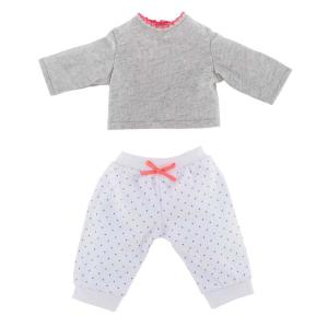 Corolle - 210140 - Ma Corolle pyjama 2 pièces - taille 36 cm - âge : 4+ (398850)