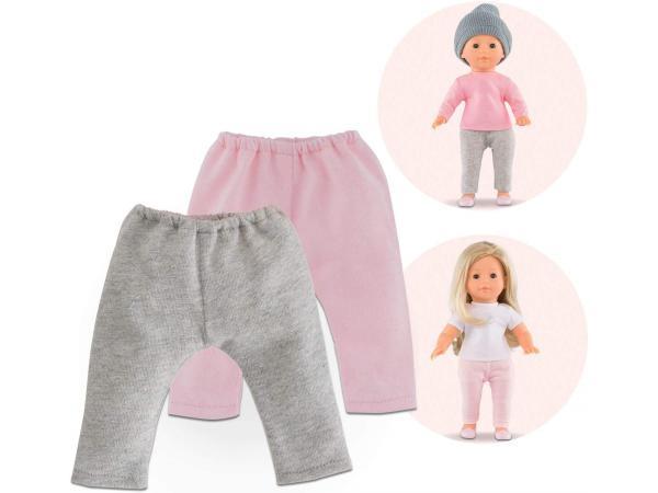 Ma corolle 2 leggings - taille 36 cm - âge : 4+