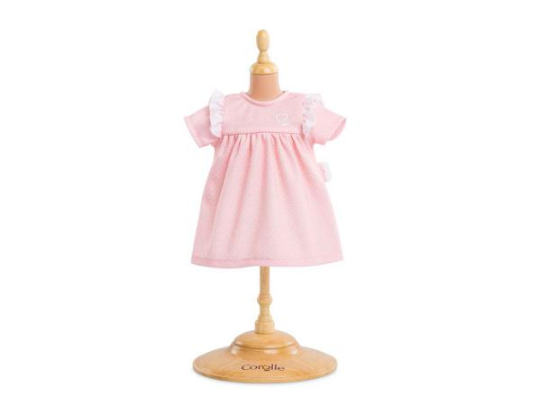 Bébé robe dragée - taille 30 cm - âge : 18 mois
