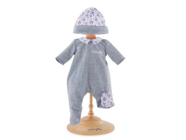 Bébé pyjama panda party - taille 30 cm - âge : 18 mois