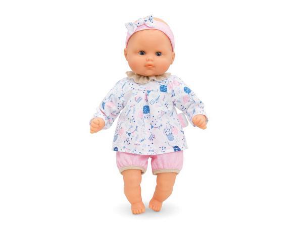 Bébé calin madeleine #40anscorolle - taille 30 cm - âge : 18 mois