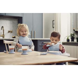 Babybjorn - 046767 - Ensemble Bavoirs, Bleu pastel (399166)