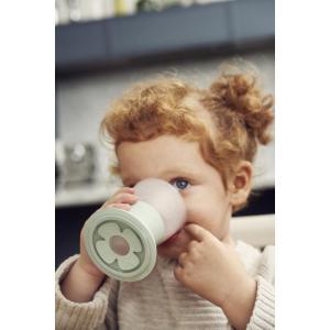 Babybjorn - 072161 - Verre pour Bébé, lot de 2, Vert pastel (399190)