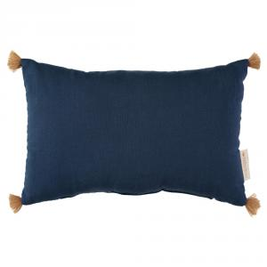 Nobodinoz - N109930 - Coussin Sublim 20x35 Midnight Blue (399380)