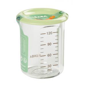 Beaba - 912706 - Baby Portion 120 ml Tritan light green (399442)
