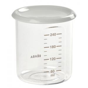Beaba - 912710 - Maxi Portion 240 ml Tritan grey (399450)