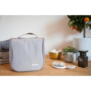 Beaba - 920327 - Trousse de toilette nomade 9 accessoires grey (399506)