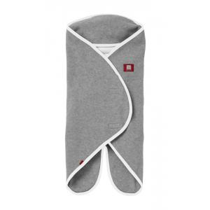 Red Castle  - 0837149 - BABYNOMADE  6-12M - double polaire GRIS CLAIR/BLANC (399574)