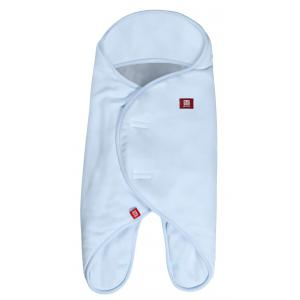 Red Castle  - 0836147 - BABYNOMADE  0-6M - double polaire CIEL/GRIS CHINE (399576)