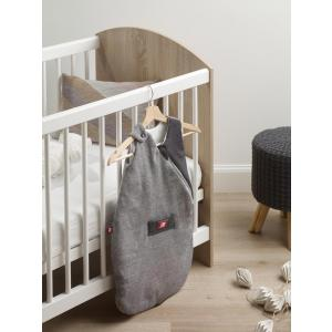 Red Castle  - 0430152 - GIGOTEUSE 12-24M Mille raies CHARCOAL/ECRU (399604)