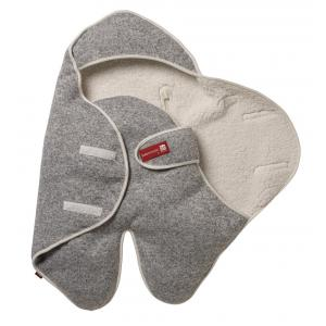 Red Castle  - 083408 - BABYNOMADE 0-6M GRIS CHINE/BLANC (399620)