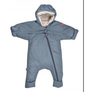 Red Castle  - 0826157 - Combi T-zip - 0-6m Bleu chiné (399640)
