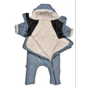 Red Castle  - 0827157 - Combi T-zip - 6-12m Bleu chiné (399642)