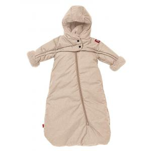 Red Castle  - 0822155 - COMBI TROÏKA T-ZIP 0-6M BEIGE CHINE (399644)
