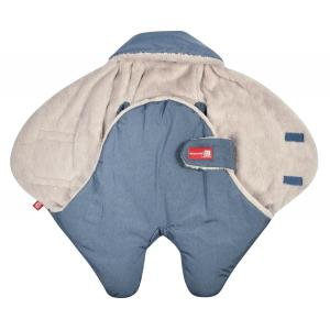 Red Castle  - 0836157 - BABYNOMADE T1 0-6m BLEU CHINE (399656)
