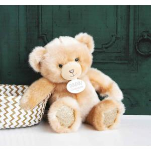 Histoire d'ours - DC3575 - Les Ours Collection by Doudou et Compagnie - OURS COLLECTION 80 cm - Beige (399876)