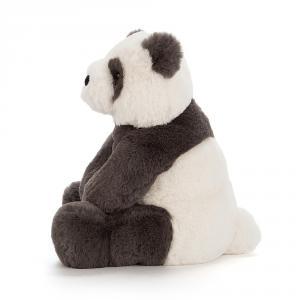 Jellycat - HA6PC - Peluche panda Harry Cub - Tin - L = 6 cm x l = 5 cm x H =10 cm (399930)