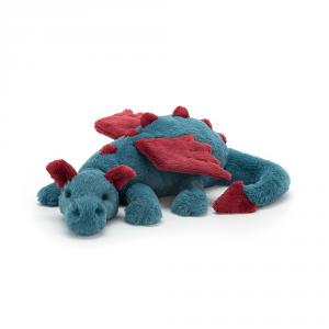Jellycat - DEX2DD - Peluche Dragon Animal légendaire Dexter - 50 cm (399962)