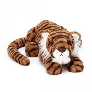 Jellycat - TA4T - Peluche tigre Tia - L = 8 cm x l = 29 cm x H =8 cm (399976)