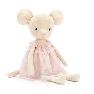 Jellycat - JOL2M - Peluche Jolie Souris Animal -30 cm (400014)