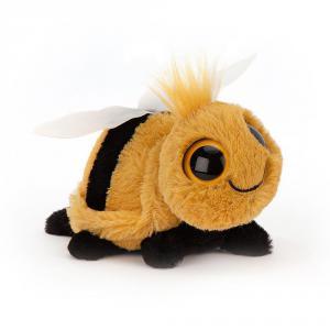 Jellycat - FRI6B - Peluche Abeille Frizzles Insecte - 9 cm (400052)