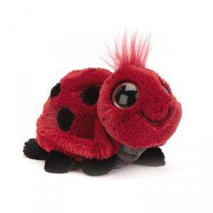 Jellycat - FRI6LB - Frizzles Ladybird - 9 cm (400054)