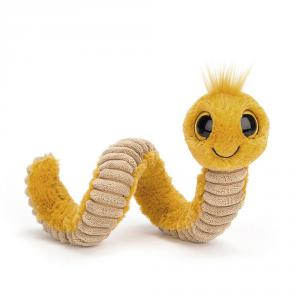Jellycat - WW3Y - Wiggly Worm Yellow -  cm (400062)