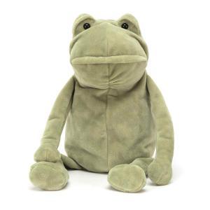 Jellycat - FF3F - Fergus Frog - 33  cm (400156)
