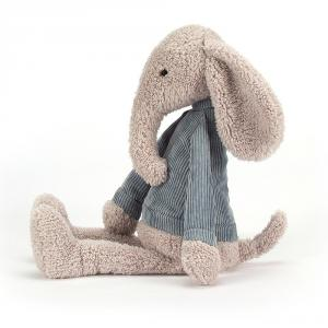 Jellycat - JUM3E - Peluche Elephant Fouillis  -34 cm (400162)