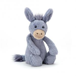 Jellycat - BAS3DUS - Bashful Donkey Medium - 31  cm (400210)