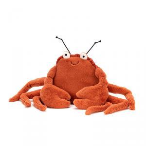 Jellycat - CC2C - Crispin Crab - 15  cm (400250)