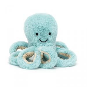 Jellycat - ODB4B - Bobbie Octopus Baby - 14 cm (400258)