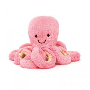 Jellycat - ODB4C - Candie Octopus Baby - 14 cm (400260)