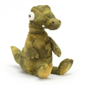 Jellycat - AL3A - Peluche Alligator Crocodiliens Alan - 29 cm (400288)