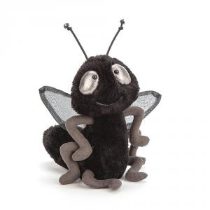 Jellycat - F6F - Peluche Mouche Farrell Insecte - 19 cm (400310)