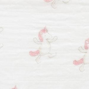 Jellycat - POM2U - Bashful Unicorn Pair Of Muslins -70 cm (400576)
