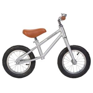 Banwood - BW-F1-CHROME - Draisienne first go balance bike chrome (401014)