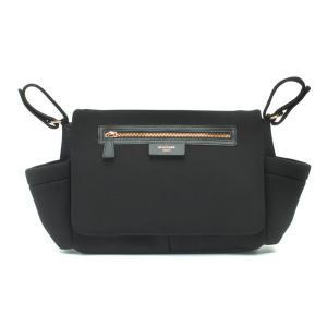 Storksak - SK4324 - Mini sac poussette Luxe Scuba noir (401040)