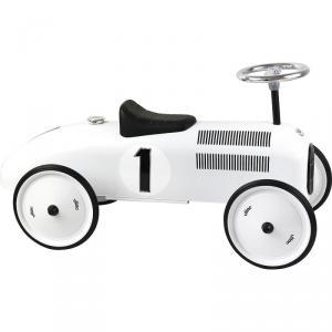 Vilac - 1118 - Porteur voiture vintage blanc polaire - à partir de 18m (401048)