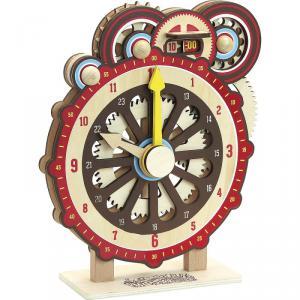 Vilac - 2042 - Machinalirleur - Horloge d'apprentissage - à partir de 6+ (401054)