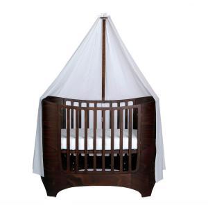 Leander - 502912 - Flèche de lit bébé LEANDER Noyer (403670)