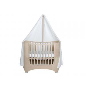 Leander - 214500-03 - Classic, Voile de lit bébé, Blanc (403674)