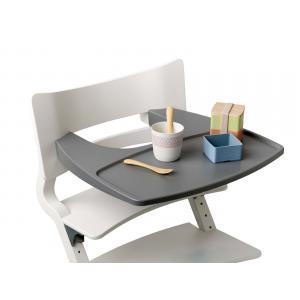 Leander - 501571 - Tablette pour chaise haute Grise (403700)