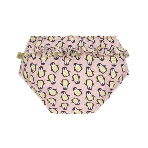 Lassig - 1431001739-18 - Couche maillot de bain filles Pingouin pêche (406036)