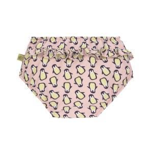 Lassig - 1431001739-06 - Couche maillot de bain filles Pingouin pêche (406040)