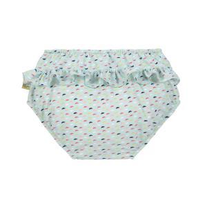 Lassig - 1431001551-06 - Couche maillot de bain filles Petits Flots 6 mois (406066)