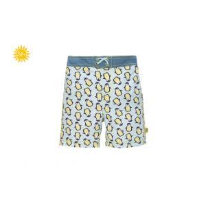 Lassig - 1431009538-18 - Short de bain garçons Pingouin menthe (406202)