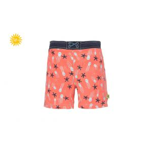 Lassig - 1431009827-12 - Short de bain garçons Étoiles de mer (406226)