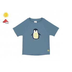 Lassig - 1431020439-12 - T-shirt à manches courtes Pingouin niagara bleu (406236)