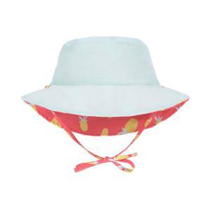 Lassig - 1433005730-12 - Chapeau de soleil réversible Ananas - 06-18 mois (406332)